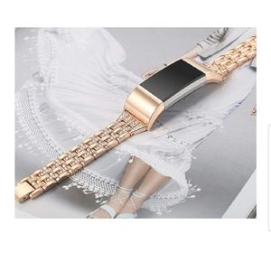 Jewelry - Fitbit charge 2 rhinestone bling band